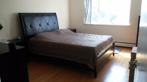 1 Extra Large Master Bedroom in a 2 Bedroom