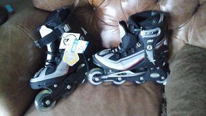 rollerblade de marque Races neuf 99$