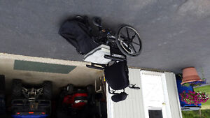 Wheel chair for special needs