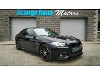 2014 14 BMW 5 SERIES 2.0 520D M SPORT 4D AUTO 181 BHP *REVERSE CAMERA* DIESEL