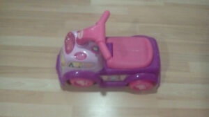 Fisher Price Little People Girl's Musical Ride On Baby Toddler C