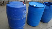 3 Different Barrels