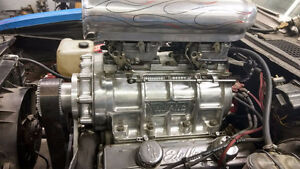 supercharged 350 chev small block
