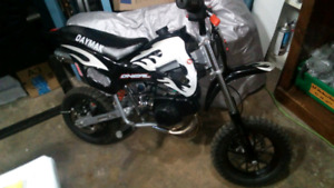49cc pocket bike dirt bike