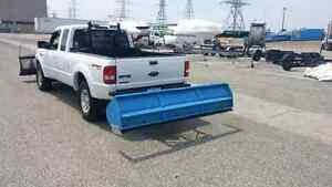 Arctic Plow Partner  Backdrag Rear Snow Plow