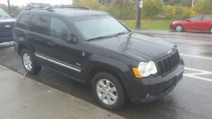 2008 Jeep Grand Cherokee North Edition Diesel
