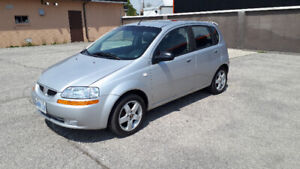 2008 Pontiac Wave SE - w/Saftey - car is located in Jarvis, ON