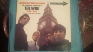 The Who 1958-1978