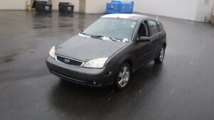 2006 Ford Focus 5dr HB ZX5 SES