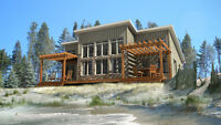NEW CABIN at Shores on Cowan