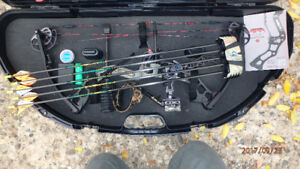 Compound Bow and Kit For Sale - APA Sidewinder He2 60/28.5 BSS