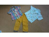 Boys clothes size 12-24 months