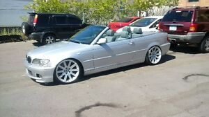 2005 BMW 3-Series CI Convertible