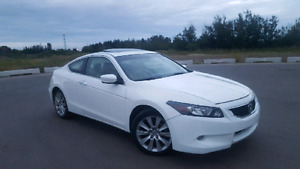 Honda Accord Coupe V6 2010 With 272 Horsepower