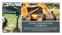Cleary Construction