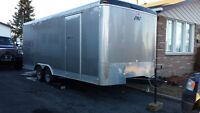 2015 Forest River Cargomate Enclosed Trailer 20x8.5x8