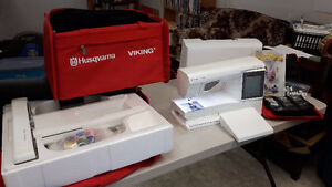 Husqvarna Designer Ruby Sewing and Embroidery Machine Prince George British Columbia image 6