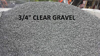 Crusher Run, Gravel, Limestone Screening, Top Soil, Mulch