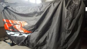 Suzuki GSX R Motorcycle Cover with Lock & Cables