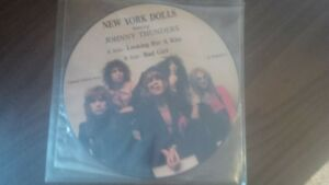 New York Dolls Limited Edition Record