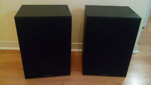 Mono price 120 watt shelf/wall speakers LIKE NEW!