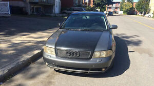 1998 Audi A4 supercharged Berline