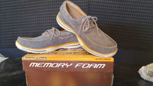 MEN's SKECHERS RELAXED FIT SHOES