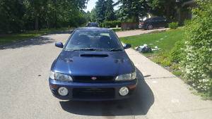 1999 SUBARU WRX GC8 **NEED GONE!!!** 4500$ OBO