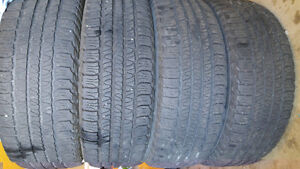 """18in"""" all season tires"""