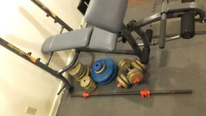 bench press pour musculation