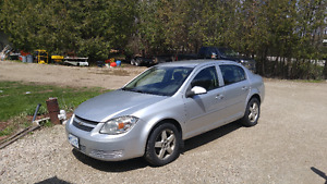 CERTIFIED 2009 Chevrolet Cobalt Sedan