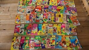 75 Childrens Comic Books