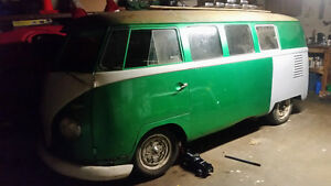 Vw,split,pre 67,SC, DC,  23 window,barndoor/find $$$