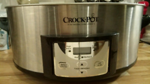 Crockpot - what a great kitchen appliance!