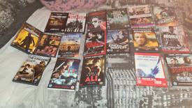 Bundle of dvds / blue rays