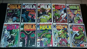 For Sale: Lot of Marvel Comics The Incredible Hulk Gatineau Ottawa / Gatineau Area image 2