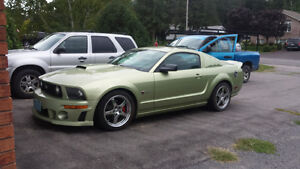 2006 Ford Mustang roush 427r Coupe (2 door)