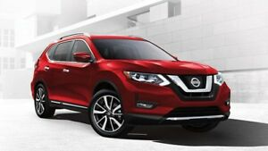 Lease transfer Nissan Rogue 2017 SV Red