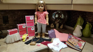 American Girl Doll Isabelle  +++