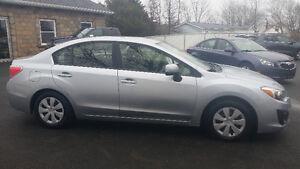 "2013 Subaru Impreza 2.0l AWD Sedan "" SOLD!! """