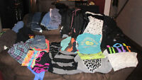 Girls Clothes size 8-10 and shoes