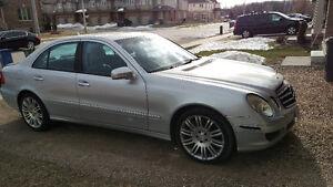 2007 Mercedes-Benz E550 $10000 or Best Offer