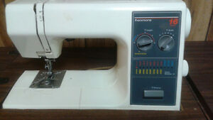 Kenmore Sewing Machine with Cabinet