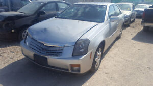 2007 CTS . JUST IN FOR PARTS AT PIC N SAVE! WELLAND