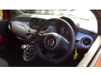 2014 Fiat 500 1.2 S 3dr with Low Mileage and Manual Petrol Hatchback