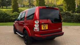 2013 Land Rover Discovery 3.0 SDV6 HSE Luxury 5dr Automatic Diesel 4x4