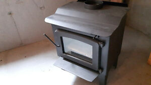 SOLD*NEW, never installed, Wood Stove, Century S244