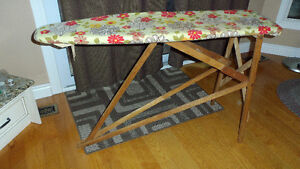 Antique Ironing Board