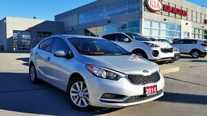 2014 Kia Forte LX+ | 1 OWNER | NEW BRAKES & TIRES |