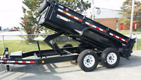 Dump Trailer BlowOut Sale - Invoice Pricing on Now